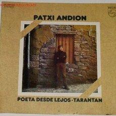 Discos de vinilo: ANTIGUO DISCO DE PATXI ANDION. Lote 54094167