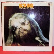 Discos de vinilo: LEON RUSSELL ( LEON RUSSELL AND THE SHELTER PEOPLE ). 1971 LP33. Lote 10837195