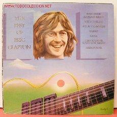 Discos de vinilo: ERIC CLAPTON ( THE BEST OF ERIC CLAPTON ) 1970-GERMANY LP33 KARUSSELL. Lote 10837197
