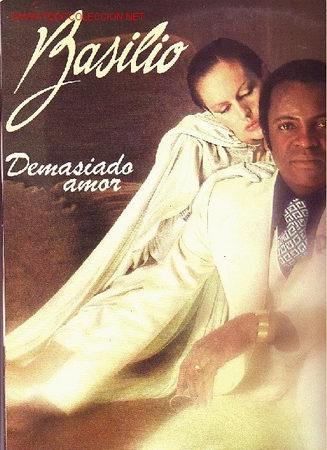 BASILIO DISCO LP PORTADA DOBLE ORIGINAL (Música - Discos - LP Vinilo - Solistas Españoles de los 70 a la actualidad)