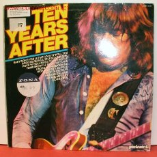 Discos de vinilo: TEN YEARS AFTER ( TEN YEARS AFTER ) LP33 ''ENGLAND''. Lote 973478
