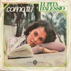 Discos de vinilo: LUPITA D´ALESSIO. Lote 71535