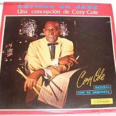 Discos de vinilo: DISCOS: DISCO LP: CARMEN EN JAZZ, COZY COLE. VV 3. Lote 10228433