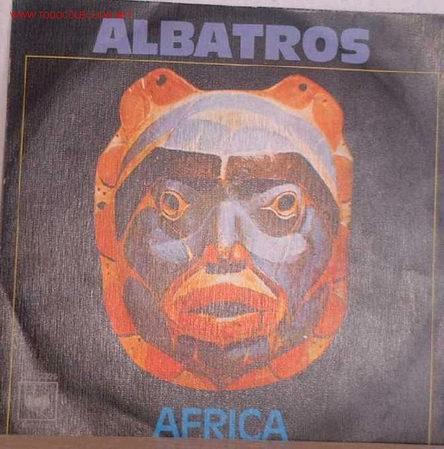 DISCOS: DISCO SINGLE ALBATROS VV (Música - Discos - Singles Vinilo - Étnicas y Músicas del Mundo)