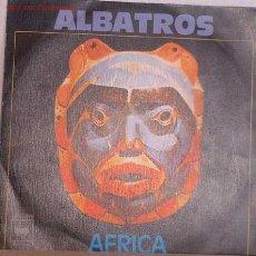 Discos de vinilo: DISCOS: DISCO SINGLE ALBATROS VV. Lote 4478844