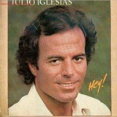 Discos de vinilo: LP - JULIO IGLESIAS - HEY!. Lote 22893873