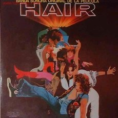 Discos de vinilo: DOBLE VINILO B.S.O. DE HAIR. Lote 13717362