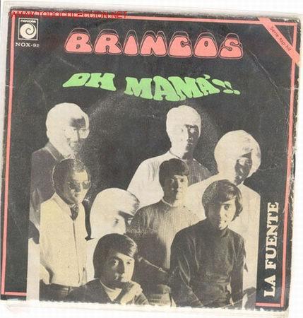 LOS BRINCOS, OH MAMÁ. (Música - Discos - Singles Vinilo - Solistas Españoles de los 50 y 60)