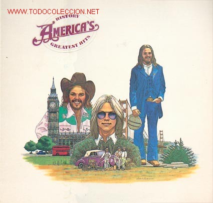 HISTORY AMERICA'S GREATEST HITS - LP XXX (Música - Discos - LP Vinilo - Country y Folk)
