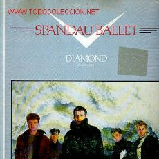 Discos de vinilo: SPANDAU BALLET. Lote 22142721