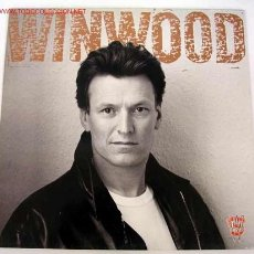 Discos de vinilo: STEVE WINWOOD (ROLL WITH IT) 1988 - ENGLAND VIRGIN RECORDS LP33. Lote 710218