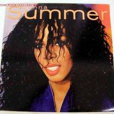 Discos de vinilo: DONNA SUMMER - DONNA SUMMER, SWEDEN 1982 GEFFEN RECORDS. Lote 758464