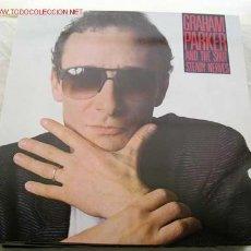 Discos de vinilo: GRAHAM PARKER & THE SHOT STEADY NERVES 1985-GERMANY LP33 ELEKTRA. Lote 1977388