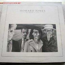 Discos de vinilo: HOWARD JONES ( HUMAN'S LIB ) LP33. Lote 1977389