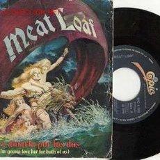 Discos de vinilo: SINGLE 45 RPM / MEAT LOAF / VOY A AMARLA POR LOS DOS / EDITADO EN ESPAÑA . Lote 13115510