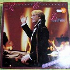 Discos de vinilo: RICHARD CLAYDERMAN ( LE PREMIER CHAGRIN D'ELSA ) LP33. Lote 369168