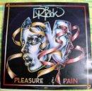 Discos de vinilo: DR. HOOK (PLEASURE & PAIN) 1978-SWEDEN LP33 CAPITOL RECORDS. Lote 2843855