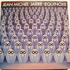 Discos de vinilo: JEAN MICHEL JARRE (EQUINOXE) LP33. Lote 45038864
