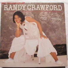 Discos de vinilo: RANDY CRAWFORD ( WINDSONG ) 1982 - GERMANY LP33 WARNER BROS RECORDS. Lote 525517