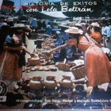 Discos de vinilo: LOLA BELTRAN. Lote 26403210