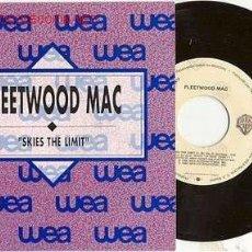 Discos de vinilo: SINGLE 45 RPM / FLEETWOOD MAC / SKIES THE LIMIT / PROMO / SPAIN . Lote 17261965