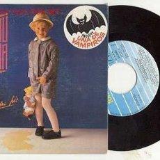 Discos de vinil: SINGLE 45 RPM / PUTURRU DE FUA / UNA DE VAMPIROS / PONGAMOS QUE HABLO DE SABRINA. Lote 3985972