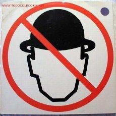 Discos de vinilo: MEN WITHOUT HATS (FOLK OF THE 80'S) LP33. Lote 1527041