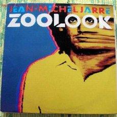 Discos de vinilo: JEAN MICHAEL JARRE (ZOOLOOK) 1984 LP33. Lote 3217031