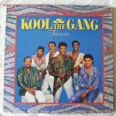 Dischi in vinile: KOOL & THE GANG (FOREVER) 1986 LP33. Lote 2299761