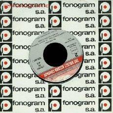 Discos de vinilo: DISCO SENCILLO DE ELTON JOHN: A SIMPLE MAN Y SAD SONGS (SAY SO MUCH): SIN APENAS USO. . Lote 25620892