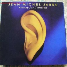 Discos de vinilo: JEAN MICHAEL JARRE (WAITING FOR COUSTEAU) LP33. Lote 1022023