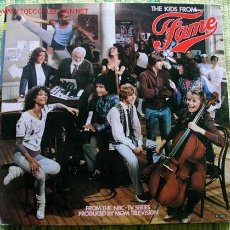 Discos de vinilo: FAMA (THE KIDS FRON FAME ) NEW YORK-1982 LP33. Lote 2149371