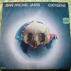 Discos de vinilo: JEAN MICHAEL JARRE ( OXYGENE ) 1976 - GERMANY LP33 POLYDOR. Lote 10836584