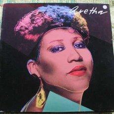 Discos de vinilo: ARETHA FRANKLIN (ARETHA) USA-1986 LP33. Lote 13686687