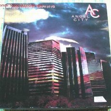 Discos de vinilo: ANGEL CITY ( TWO MINUTE WARNING ) 1984 LP33 MCA RECORDS. Lote 437134