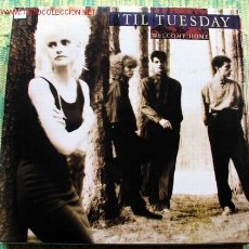 Discos de vinilo: 'TIL TUESDAY ( WELCOME HOME ) 1986 - HOLANDA LP33 EPIC. Lote 2146806
