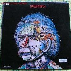 Discos de vinilo: URBANIAX (LOVE DON'T GROW ON TREES) MAXISINGLE 45. Lote 438477