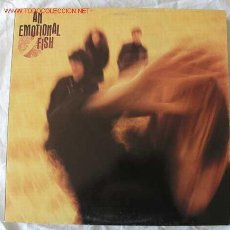 Discos de vinilo: AN EMOTIONAL FISH 1990 LP33. Lote 2240437