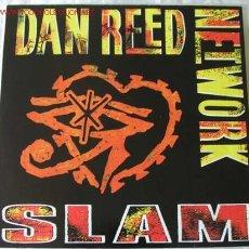 Discos de vinilo: DAN REED NETWORK (SLAM) 1989 LP33. Lote 2170858