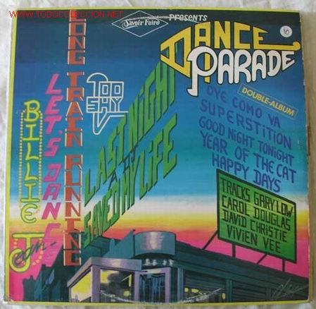 DANCE PARADE (MEDLEY HITS '70) LP DOBLE (Música - Discos - LP Vinilo - Disco y Dance)