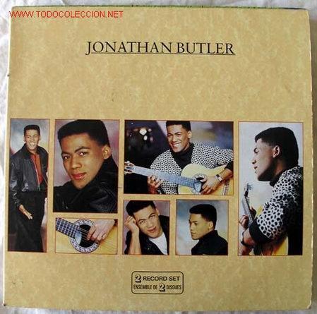 JONATHAN BUTLER (JONATHAN BUTLER ) LP DOBLE (Música - Discos - LP Vinilo - Otros estilos)