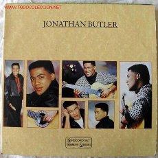 Discos de vinilo: JONATHAN BUTLER (JONATHAN BUTLER ) LP DOBLE. Lote 1661558