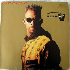 Discos de vinilo: STEVIE V ( ADVENTURES OF STEVIE V. ) EU-1990 LP33 MERCURY. Lote 683685