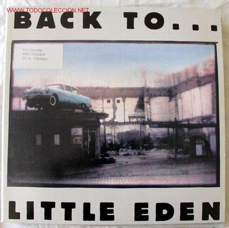 LITTLE EDEN (BACK TO.. . .LITTLE EDEN) (Música - Discos - LP Vinilo - Otros estilos)