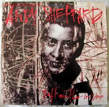 ANDY SHEPPARD (SOFT ON THE INSIDE) (Música - Discos - LP Vinilo - Otros estilos)
