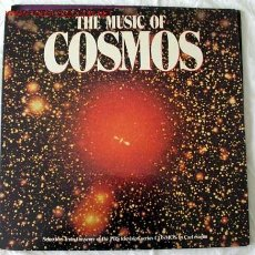 Discos de vinilo: THE MUSIC OF COSMOS ( VARIOS ) 1981 LP33 RCA. Lote 115747666