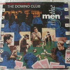 Discos de vinilo: THE MEN THEY COULDN'T HANG ( THE DOMINO CLUB ) 1990 LP33. Lote 517807