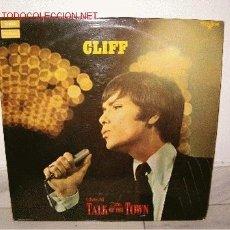Discos de vinilo: CLIFF RICHARD LP. LIVE AT THE TALK OF THE TOWN.. Lote 7943718