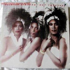 Discos de vinilo: POINTER SISTERS ( HOT TOGETHER ) 1986 LP33 RCA. Lote 534661