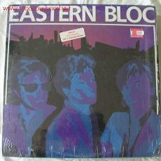 Discos de vinilo: EASTERN BLOC (EASTERN BLOC) MAXISINGLE45. Lote 538139